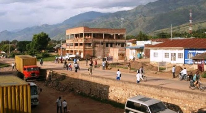 DRC: Udupfukamunwa n'amazuru mu mujyi wa Uvira turakosha