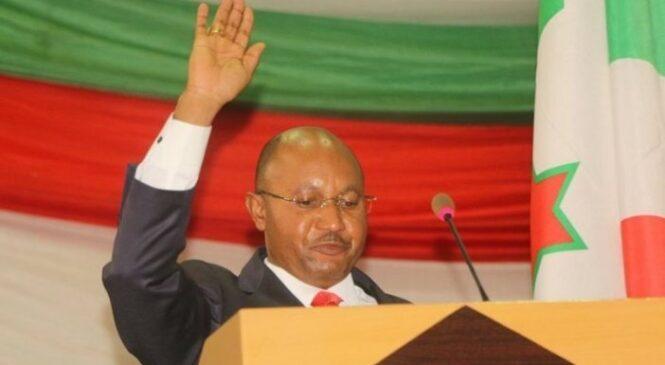 I Burundi Hatangajwe abagize guverinoma shya 13 muri 16 bakomoka muri CNDD-FDD