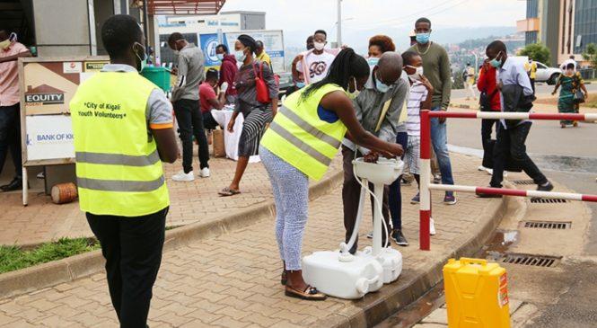 Mu Karere ka Musanze Umwe muba 'Youth Volunteers' yishwe atemaguwe avuye mu bukangurambaga kuri covid-19