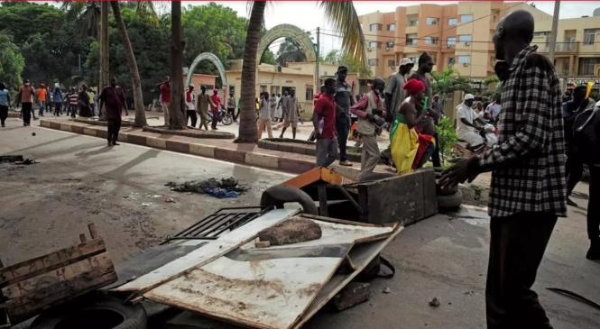 Mali: Abakuru b'ibihugu bitanu ntibageze ku ntego n'abatavuga rumwe n'ubutegetsi Bamako,Cédéao itumiza inama
