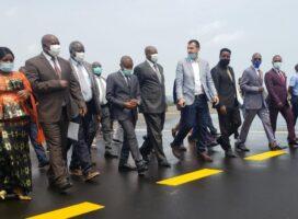 Nord-Kivu : Ikibuga cy'indege cya Goma  cyujuje ibyangombwa mpuzamahanga