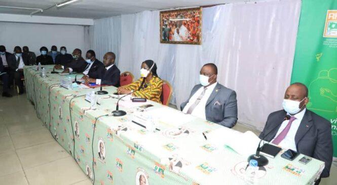 Côte d'Ivoire: Ishyaka RHDP riri ku butegetsi riraterana kugira ngo ritange umukandida mushya