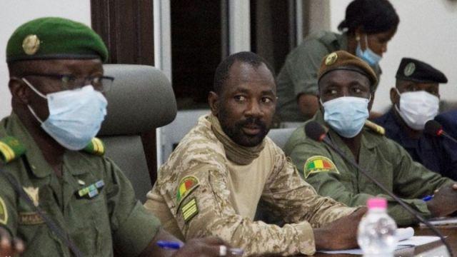 Mali:Abasirikare bahiritse ubutegetsi bwa Perezida Keïta bahawe inzibacyuho y'umwaka