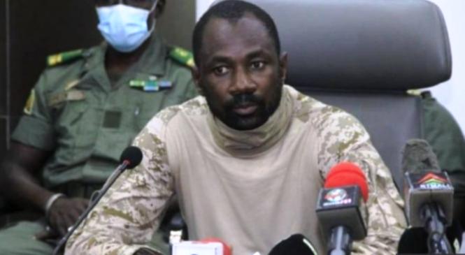 Mali: Abahiritse ubutegetsi barasaba inzibacyuho y'imyaka itatu hayoboye abasirikari