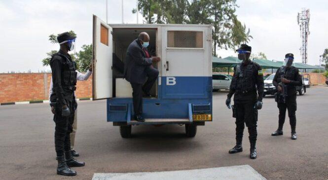 Paul Rusesabagina yashimutiwe Dubai ahita yoherezwa Kigali