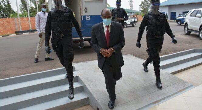 Paul Rusesabagina yeretswe itangazamakuru kuri  RIB