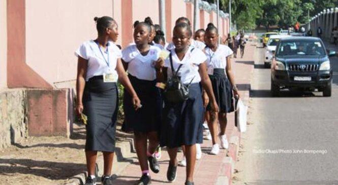 RDC : Ibizamini bisoza amashuli yisumbuye byatangiye mu gihugu hose