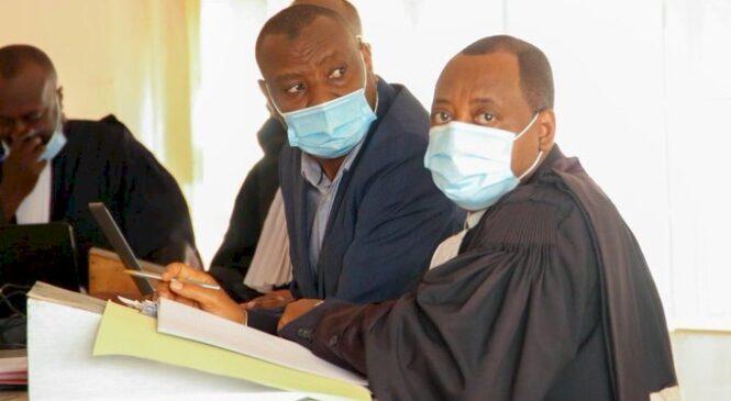 Dr Munyakazi yasabiwe gufungwa imyaka 7 n'ihazabu ya Miliyoni 5