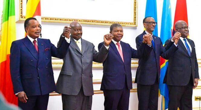 RDC: Inama y'abakuru b'ibihugu yagombaga kubera Goma yasubitswe