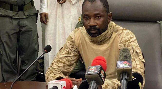 Mali : Colonel Assimi Goïta arasabwa kwegura
