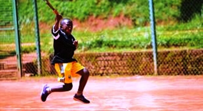 Irushanwa ryo gushakisha abana bazitabira imikino mpuzamahanga muri Tennis
