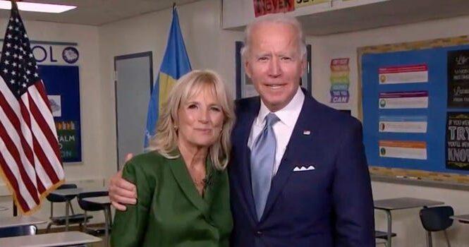 Perezida w'Amerika Joe Biden yahawe urukingo rwa Covid-19