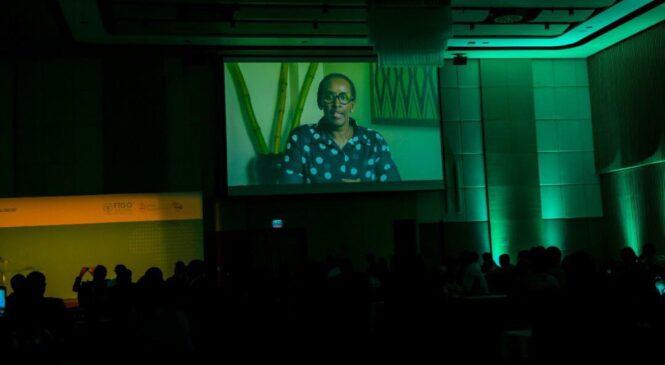 Madamu Jeannette Kagame avuga ko nta mugore ukwiye gupfa abyara