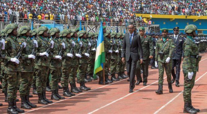 Inkingi y'umutekano yongeye kwanikira izindi mu bipimo by'imiyoborere mu Rwanda