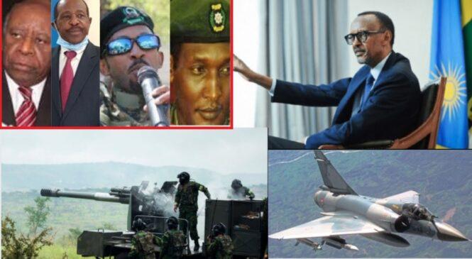 Perezida Kagame: Abagerageza guhungabanya umutekano iminsi yabo irabaze
