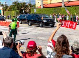 Donald Trump yagiye gukomereza ikiruhuko cye muri Leta ya Florida