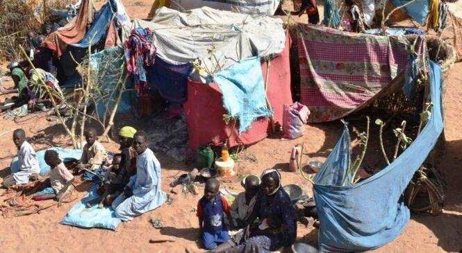 Imirwano hagati y'ubwoka bwa Farata n'Abarabu muri Darfur