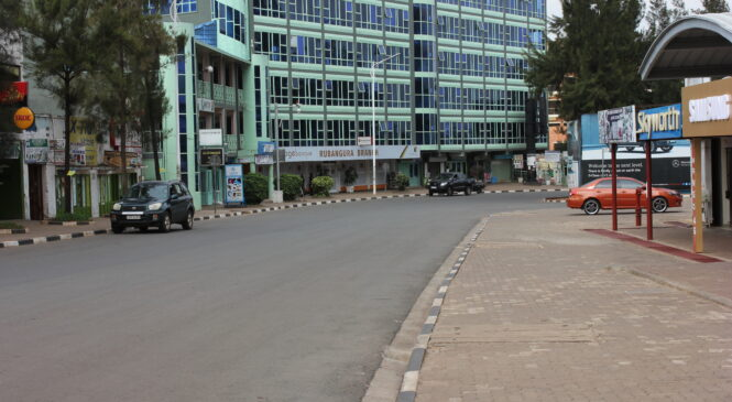 Guma mu Rugo mu mujyi wa Kigali ntacyo ihindura ku mibare ya bandura Covid-19