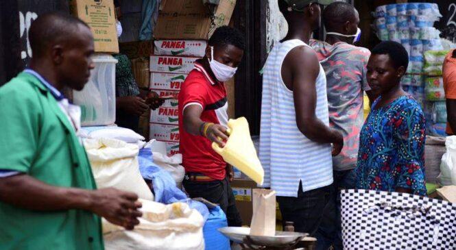 Ishusho y'uburyo amabwiriza yokwirinda COVID19 yubahirizwa mu bacuruzi i Kigali