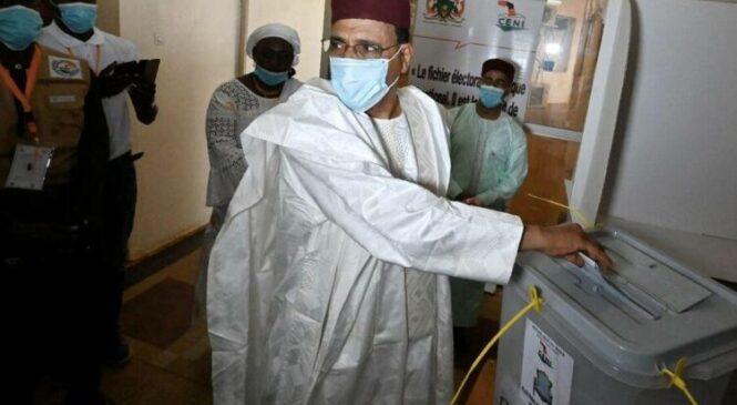 Niger : Mohamed Bazoum yegukanye icyiciro cya kabiri cy'amatora y'umukuru w'igihugu n'amajwi 55,75%