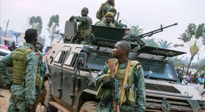 Centrafrique: Umujyi wari ibirindiro by'inyeshyamba za François Bozizé wafashwe