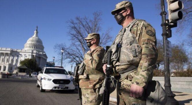 US: Polisi yaburiye ko hashobora kuba umugambi w'intagondwa wo kuvogera inyubako ya Capitol