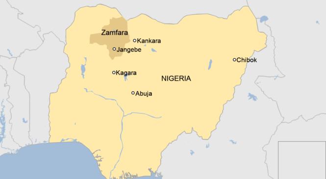 Nigeria: Abanyeshuri b'abakobwa hafi 300 bari bashimuswe n'abitwaje intwaro barekuwe