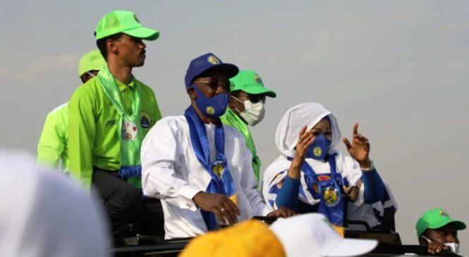 Tchad: Manda ya gatandatu ya Perezida Idriss Déby Itno
