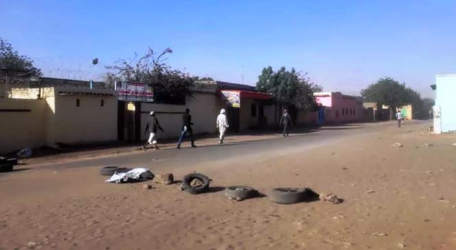 Sudan: Darfour y'iburengerazuba hamaze kwicwa abantu 132