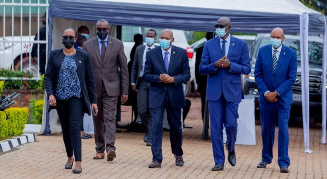 Abanyarwanda basabwe gusigasira umurage wasizwe n'abanyapolitiki bemeye guhara ubuzima bwabo