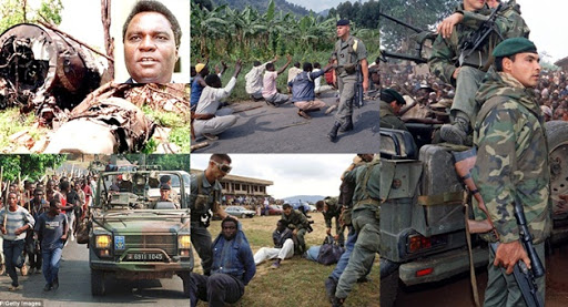 Tariki 8 Mata 1994: Jenoside yakwiriye hose mu Rwanda, abasirikare n'interahamwe bica abatutsi