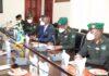 Gen Kazura na CG Munyuza mu ruzinduko muri Tanzania