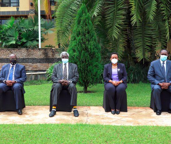 I Kigali harabera inama ya 5 y'ihuriro ry'abaperezida b'inkiko z'ikirenga muri EAC