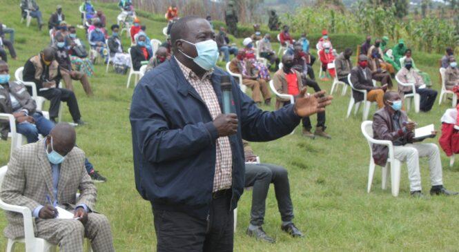 Hatanzwe ukwezi ngo hakemurwe ikibazo cy'abakorera uruganda rwa Pfunda bahagaritse akazi