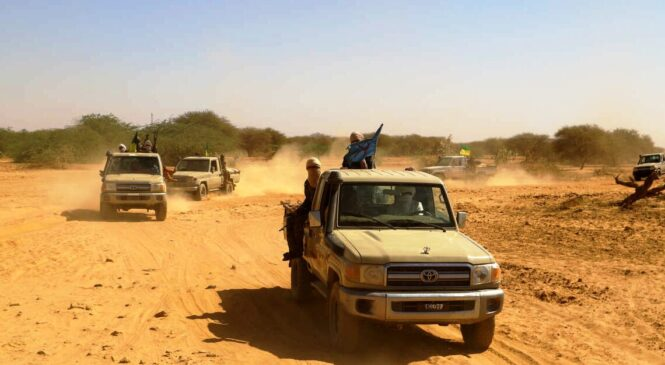 Abantu barenga 160 biciwe mu gitero mu cyaro cya Burkina Faso
