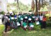 Urubyiruko rwafashije Hinga Weze rwashyikirijwe Certificat