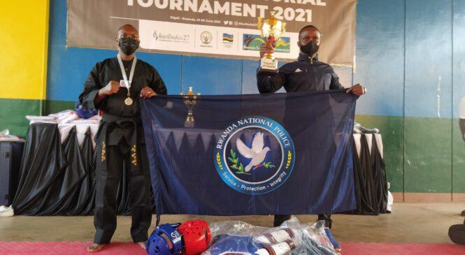 Ikipe ya Dream Fighters Taekwondo Club yegukanye igikombe cya GMT