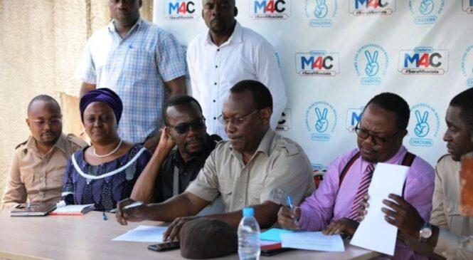 Freeman Mbowe ukuriye CHADEMA yatawe muri yombi muri Tanzania