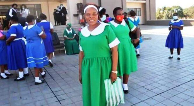 Abadepite bo muri Malawi b'abagore batangaje benshi bambara nk'abanyeshuri b'abakobwa