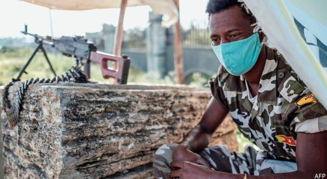 Ethiopia – Tigray: Inyeshyamba zirigamba gufata umujyi wa Afar