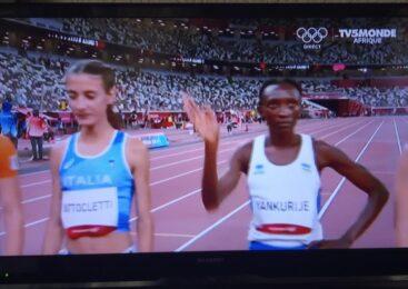 Yankurije Marthe yasezerewe  mu mikino ya Olimpike muri m 5000