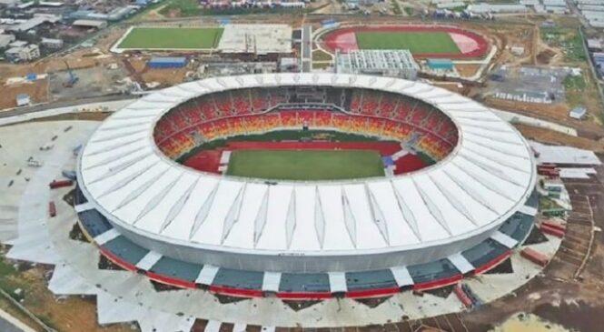 CAN Cameroun 2021: Dore liste ya Stade zizakira irushanwa