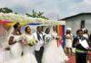 Gabon:Umugabo wasezeranye n'abagore bane icyarimwe
