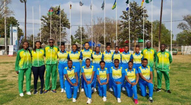 Ikipe y'u Rwanda ya Cricket yatangiye urugendo rw'igikombe cy'isi neza.