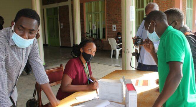 Musanze:Urubyiruko rurashima Leta ingufu yashyize mu kugabanya  Virusi itera SIDA