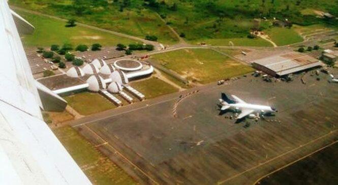 Igitero mu nkengero z'ikibuga mpuzamahanga cy'indege cya Bujumbura