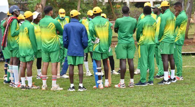 U Rwanda rwongeye kubona indi ntsinzi ya gatatu mu mikino ibera mu Rwanda