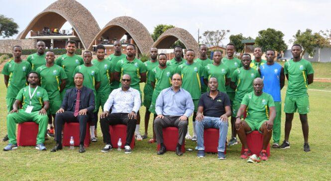 U Rwanda rukomeje kwakira amakipe ashaka tike y'igikombe cy'isi muri Cricket