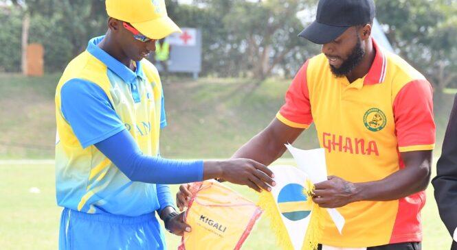 Mu Rwanda hatangiye imikino y'amajonjora y'igikombe cy'isi mu bagabo muri Cricket