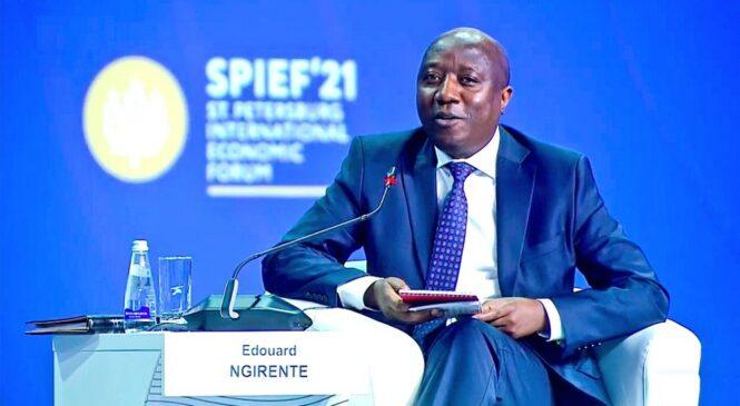 Hari icyizere ko ubukungu bw'u Rwanda buzazamuka-Minisitiri w'Intebe Dr Ngirente